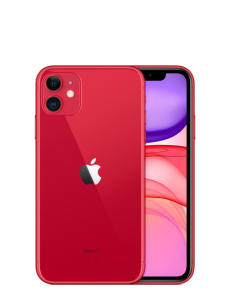 Смартфон Apple iPhone 11 128Gb  Dual Sim  Красный (Red)