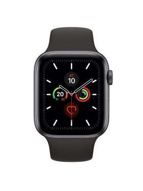 Часы Apple Watch Series 5 GPS 40mm Aluminum Case with Sport Band Серый Космос