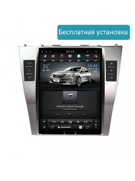 Tesla style monitor for Toyota Camry 2006-2011