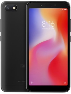 Xiaomi Redmi 6A 32Gb Black