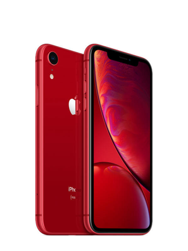 Смартфон Apple iPhone XR 64Gb Red (Product)