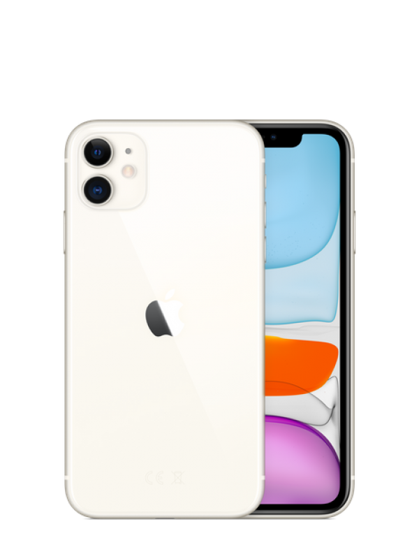 Смартфон Apple iPhone 11 128Gb White