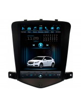 Tesla style monitor for Chevrolet Cruze